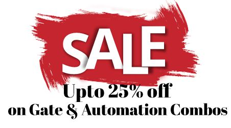 Gate, Automation & Hardware Combos SALE