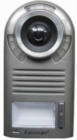 A-Bus 7inches Digital Video Intercom System with European Style Weather Proof Door Station