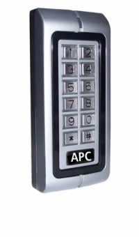 Wired Keypad with Built in Card Reader