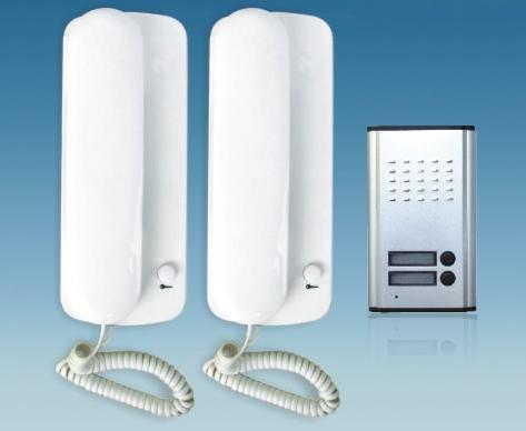 Dual Occupancy Audio Intercom System