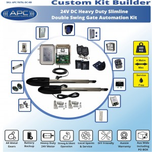 Build Your Own Kit with T675L Linear Actuators