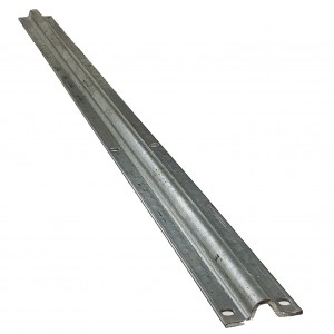 2m Galvanized Sliding Gate Track