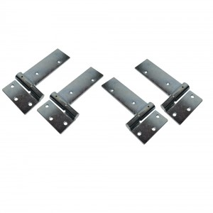 Left & Right Side Strap Hinge