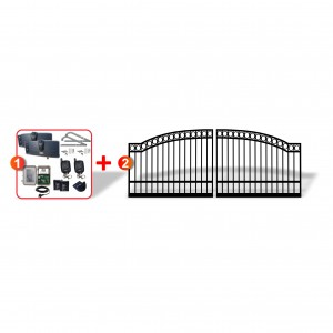 Gate and Gate Automation Package