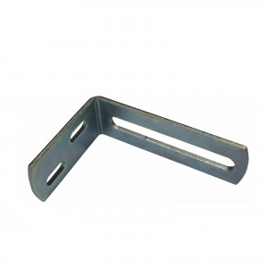 130x115mm Galvanized Bracket
