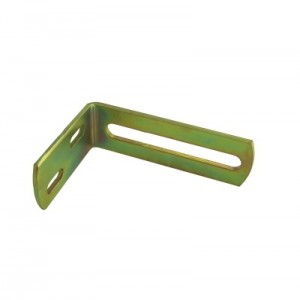165x110mm Anodized Bracket