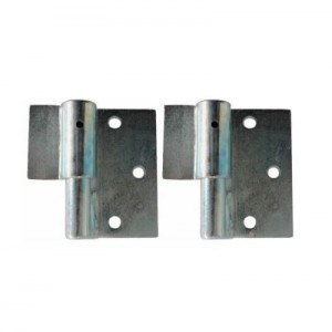 Galvanized Left and Right Side Bolt On-Weld On Hinge