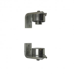 500KG Single Gate Galvanized Adjustable Dual Bearing Hinge