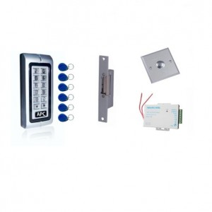 APC Access Control Keypad Bundle Electric Door Striker Kit