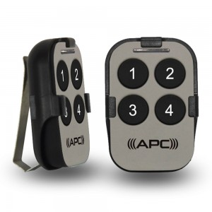 APC Sunvisor Remote (Grey)