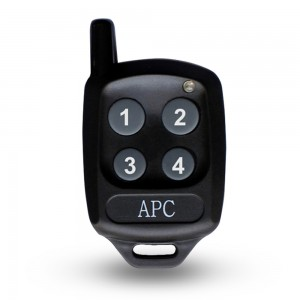 APC Four Button Keyring Remote