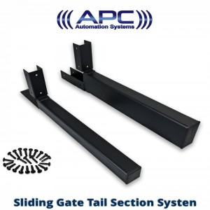400mm Sliding Gate Tail Extension System