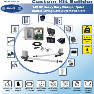 Build Your Own Kit with T650 Whisper Quiet Aluminum Linear Actuators