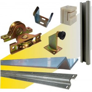 Build Your Own Sliding Gate Hardware Kit for Pickett & Colorbond Gates