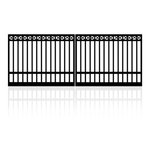 3m Double Cross Top Gates (2x1.5m)