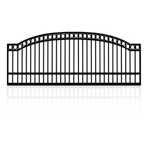 2.5m Arched Gate