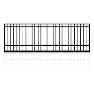 3m Square Top Gate