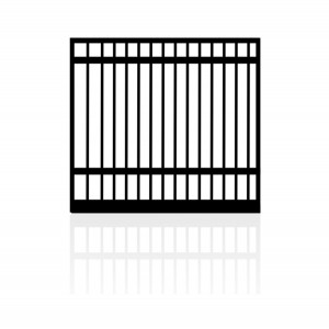 1m Square Top Gate