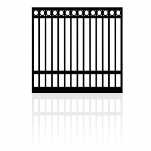 1m Ring Top Gate