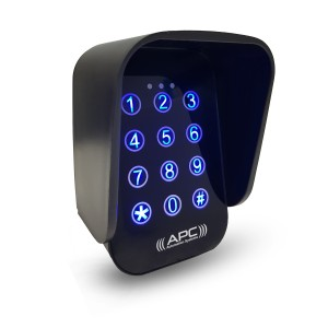 APC Two Channel Wireless Keypad