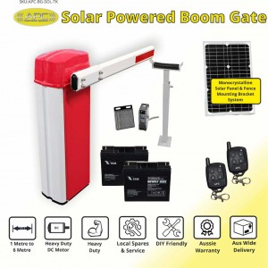 Boom Gates & Barrier Gates Operator Trade Kit
