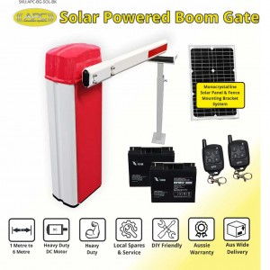 Boom Gates & Barrier Gate Automation Systems Basic Kit