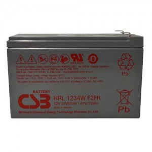 9aH High Capacity Battery