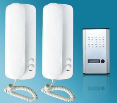 Two Room Audio Intercom