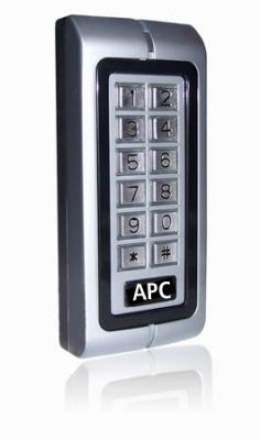APC Slimline Vandal Resistant Keypad with EM card Reader