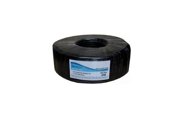 40m Cable, Twisted pair 1mm thick for use with the Eyevision 2 wire systems