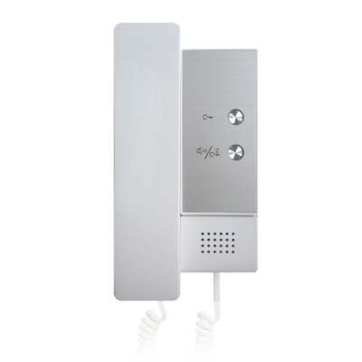 Simple 2 Wire Audio Intercom Handset
