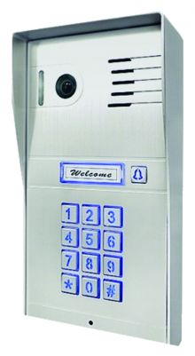 Surface Mount Keypad Aluminium Outdoor Unit
