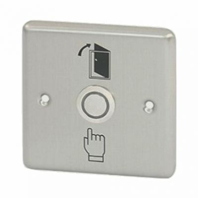 Stainless steel Momentary Push Button Switch